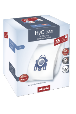 SB SET GN+AA HyClean XL-Pack - Cat&Dog XL-Pack HyClean 3D Efficiency GN --NO_COLOR